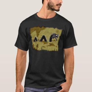 Pirate Map #1 T-Shirt