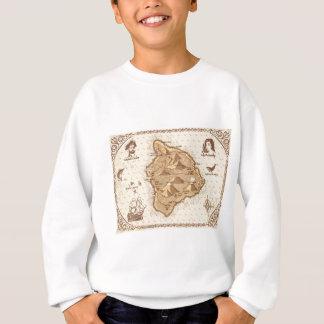 Pirate Map Sweatshirt