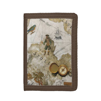 Pirate Map Wallet