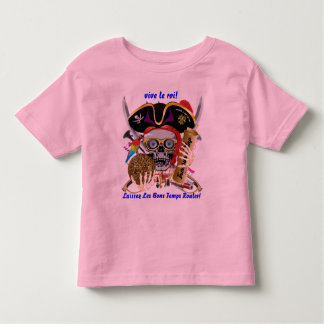 Pirate Mardi Gras   Please View Notes Toddler T-shirt