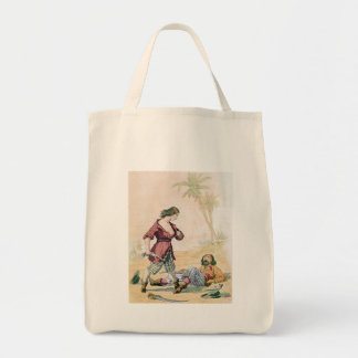 Pirate Mary Read Tote Bag