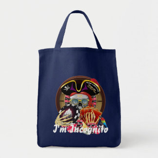 Pirate Mayor IMPORTANT Read About Design Tote Bag