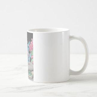 Pirate Mercat and turtle Coffee Mug
