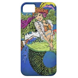Pirate Mermaid iPhone SE/5/5s Case