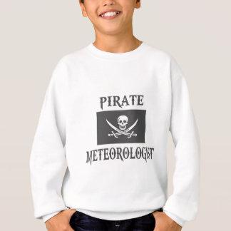 Pirate Meteorologist Sweatshirt