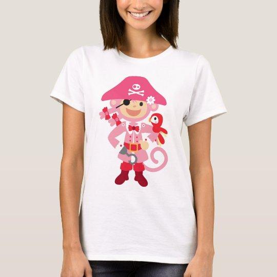 Pirate Monkeys T-Shirt