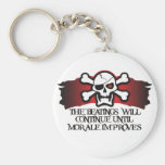 Pirate Morale Key Chains