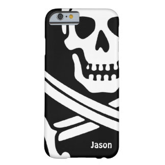 Pirate Name Template Barely There iPhone 6 Case