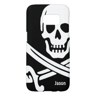 Pirate Name Template Samsung Galaxy S7 Case