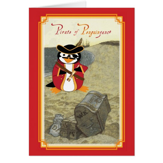Pirate of Penguinzance Card