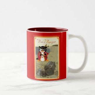 Pirate of Penguinzance Mug