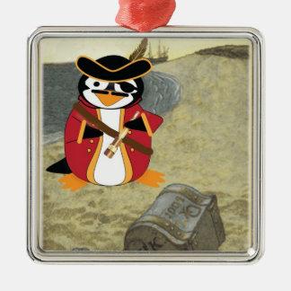 Pirate of Penguinzance Ornament