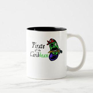 Pirate of the CaribBean Two-Tone Coffee Mug