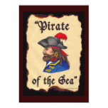 Pirate of the Sea Announcements