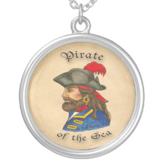 Pirate of the Sea Necklace