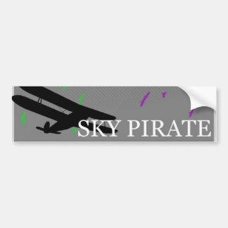 """""""Pirate of the Sky"""" Bumper Sticker"""
