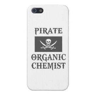 Pirate Organic Chemist iPhone 5/5S Cases