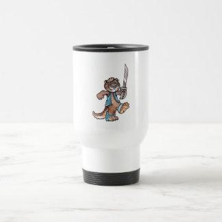 Pirate Otter Coffee Mugs