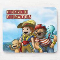 Pirate Pals Mousepad
