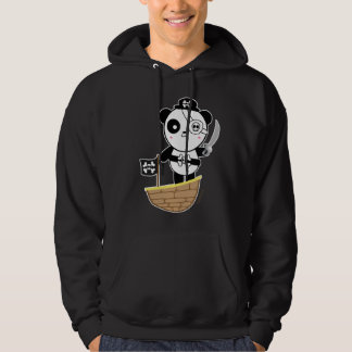 Pirate Panda Bear Jacket