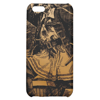 Pirate Parchment iPhone Case Case For iPhone 5C