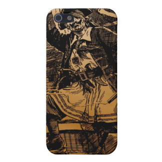 Pirate Parchment iPhone Case Cases For iPhone 5