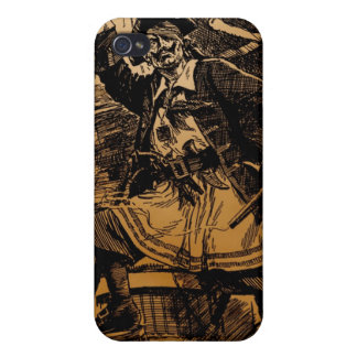 Pirate Parchment iPhone Case iPhone 4/4S Cover