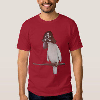 Pirate Parrot Tshirts