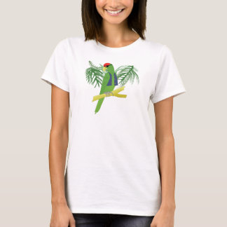 Pirate Parrot with Eye Patch T-Shirt