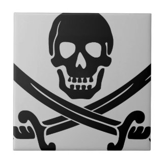 Pirate Party - FTW Ceramic Tile