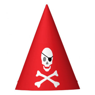 """""""Pirate"""" Party Hat"""