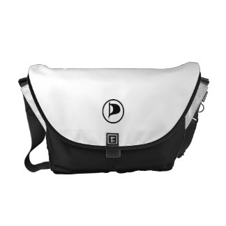 Pirate Party Messenger Bag