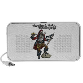Pirate Party Speaker