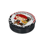 Pirate Party Thank You Candy Tins