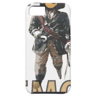 Pirate 'Peg Leg' Lemon iPhone SE/5/5s Case