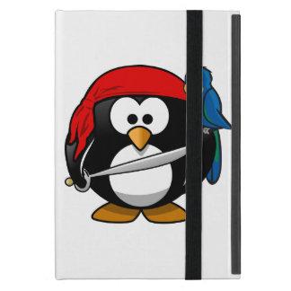 Pirate Penguin Cover For iPad Mini