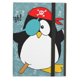 Pirate Penguin iPad Air Case