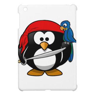 Pirate Penguin iPad Mini Cover