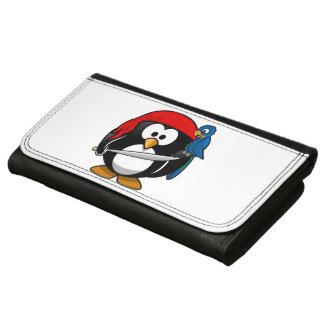 Pirate Penguin Women's Wallet