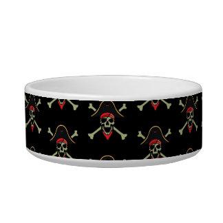 Pirate Pet Dish