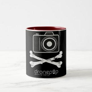 Pirate Photography mug Two-Tone Mug