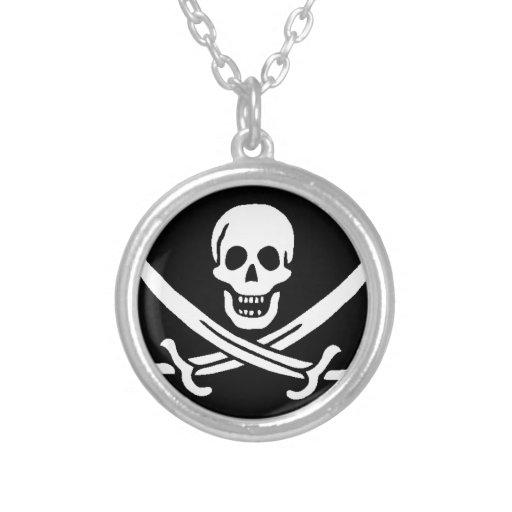 pirate pirate necklace