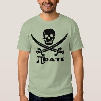 PIRATE,PIRATES, π,PI T-Shirt