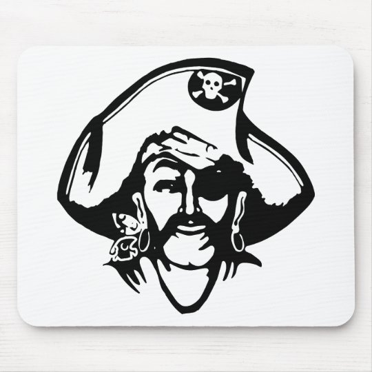 Pirate Pirates Mouse Pad