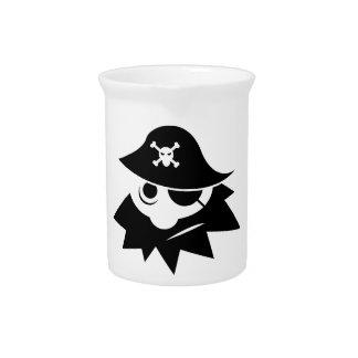 Pirate Pitcher