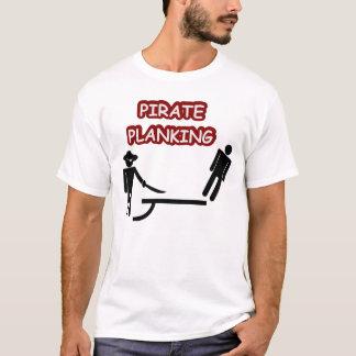 Pirate Planking T-Shirt