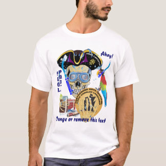 pirate pool party important read about design t shirt