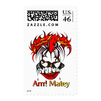 Pirate Stamp