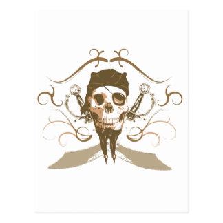 Pirate! Postcard