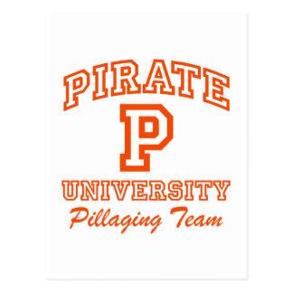 Pirate Postcard